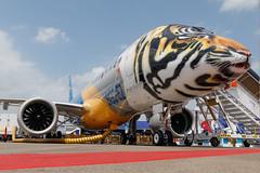 Embraer ERJ190-E2 PR-ZFU_5222 (CF Yuen) Tags: embraer er190e2 przfu wsss changi singaporeairshow canon 1585 80d