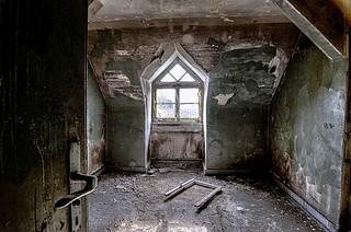 Zimmer der Krankenschwester - Kent School II