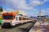 Camellos en Murcia del Carmen (lagunadani) Tags: ferrocarril trenes automotores man 592 592200 renfe murcia murciadelcarmen cercanias mediadistancia alicante railway