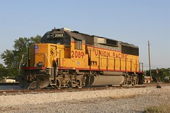 UP 2089 (KB5WK) Tags: unionpacific up2089 uprr