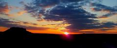 gleiche Stelle (michaelschneider17) Tags: sachsen sonnenuntergang deutschland heimat natur elbsandsteingebirge