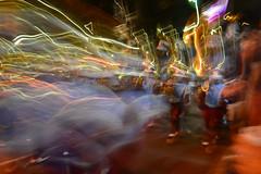 How Mardi Gras Feels! (BKHagar *Kim*) Tags: bkhagar mardigras neworleans blur band music sound march marching parade outdoor street napoleon uptown