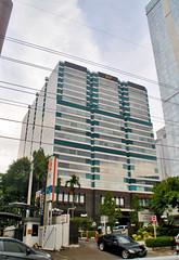 Graha BIP (Ya, saya inBaliTimur (leaving)) Tags: jakarta building gedung architecture arsitektur office kantor