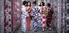 Kimonos (fredMin) Tags: japan kimonos travel asia kyoto colors colorful fujifilm xt1