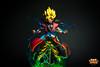 Dragon Ball - DXF Heroes - Xeno SSJ Goku-1 (michaelc1184) Tags: dragonballsuper dragonball dragonballz dragonballgt dragonballsuperheroes xenogoku goku saiyan bandai banpresto anime manga figure toys