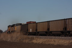 56915 (richiekennedy56) Tags: unionpacific sd70ace ac44cw up8662 up6692 kansas shawneecountyks topeka menoken railphotos unitedstates usa
