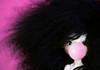 Mystère et boule de gomme (Jessica Coudert) Tags: bjd pink gum chewing bubble leekeworld chloé poupée
