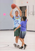 Challenger Basketball - Feb 2018 (City of College Station) Tags: youth basketball volunteer rock prairie elementary special needs sports athletics