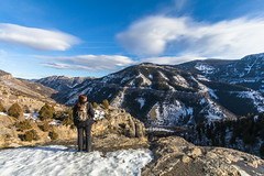 .... (Kris Kumar) Tags: 2018 hike logan trail travel trip ut utah windcave