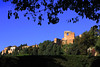 Malaga (hans pohl) Tags: espagne andalousie malaga paysages landscapes ruines architecture nature arbres trees