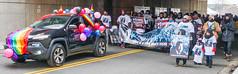 2018.01.15 Martin Luther King, Jr. Holiday Parade, Anacostia, Washington, DC USA 2344