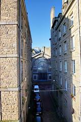 Rue de l'Abbaye Saint-Jean (Yuri Rapoport) Tags: 2015 saintmalo bretagne brittany france illeetvilaine