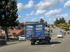 1-800 Got Junk Truck 2-28-18 (2) (Photo Nut 2011) Tags: california garbage trash wastedisposal waste sanitation truck garbagetruck trashtruck refuse junk 1800gotjunk ranchobernardo sandiego