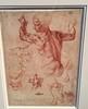 1-8 Divine Michelangelo at The Met (MsSusanB) Tags: chalk drawing libyan sibyl sistine chapel metmuseum metropolitanmuseum michelangelo divine museum exhibition nyc art