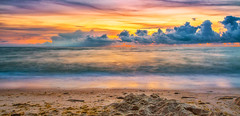 Art (ErrorByPixel) Tags: sunset sea clouds art sky sand beach le pentaxart samyang 16mm f20 ed as umc cs samyang16mmf20edasumccs 162 darlowko darłówko west pomeranian darlowo darłowo poland errorbypixel nature