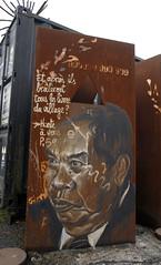 Bounnhang Vorachit, painted portrait _DDC0001