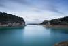 Embalse del Conde de Guadalhorce (magomu) Tags: ardales malaga agua water damn embalse presa nd filter filtro bigstopper