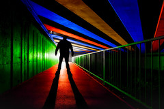 Colors of the Rainbow.jpg (___INFINITY___) Tags: 6d aberdeen godoxad360 architect architecture blue building canon canon1740f4 color colour darrenwright dazza1040 eos flash infinity light lightpainting me night red scotland selfie silloutte strobist