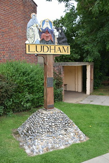 Ludham Village Sign
