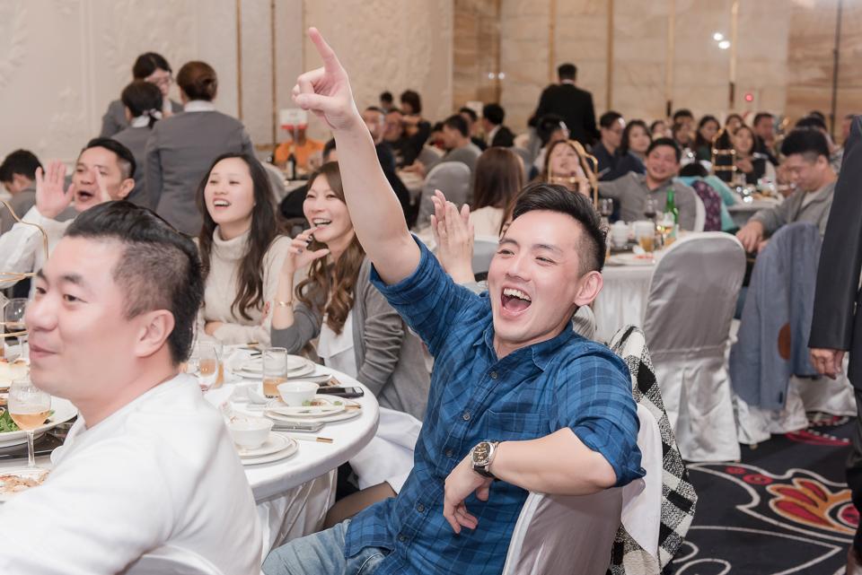婚攝 高雄林皇宮 婚宴 時尚氣質新娘現身 S & R 151
