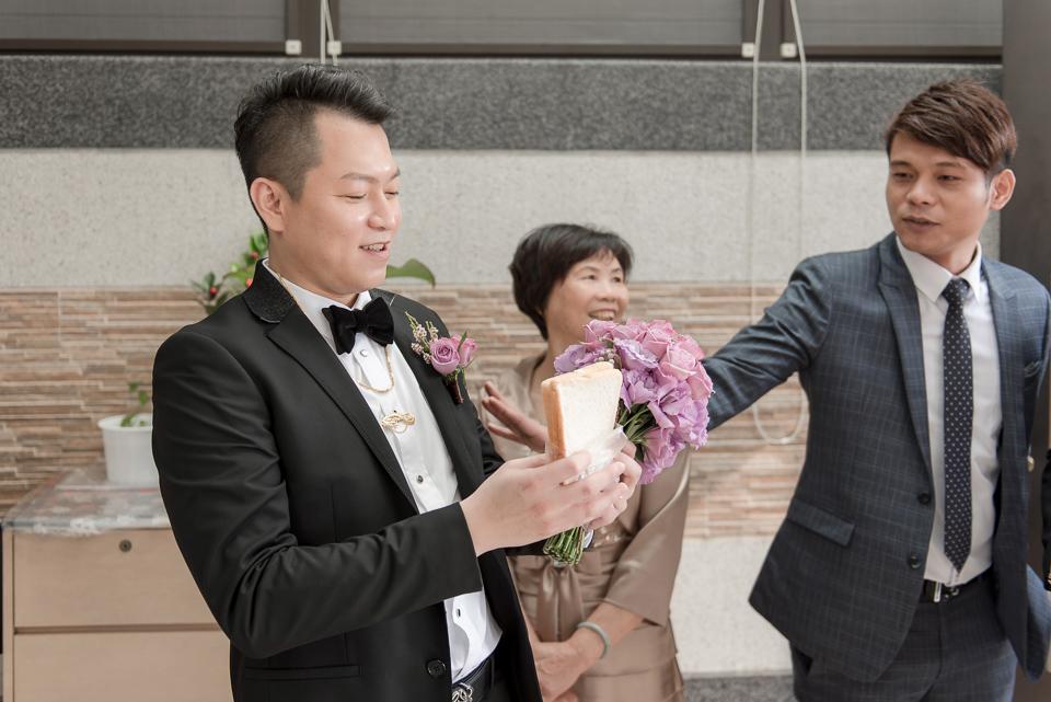 婚攝 高雄林皇宮 婚宴 時尚氣質新娘現身 S & R 050