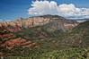 Arizona Color (Jersey JJ) Tags: sedona az arizona mountains hills color colorful fractalius