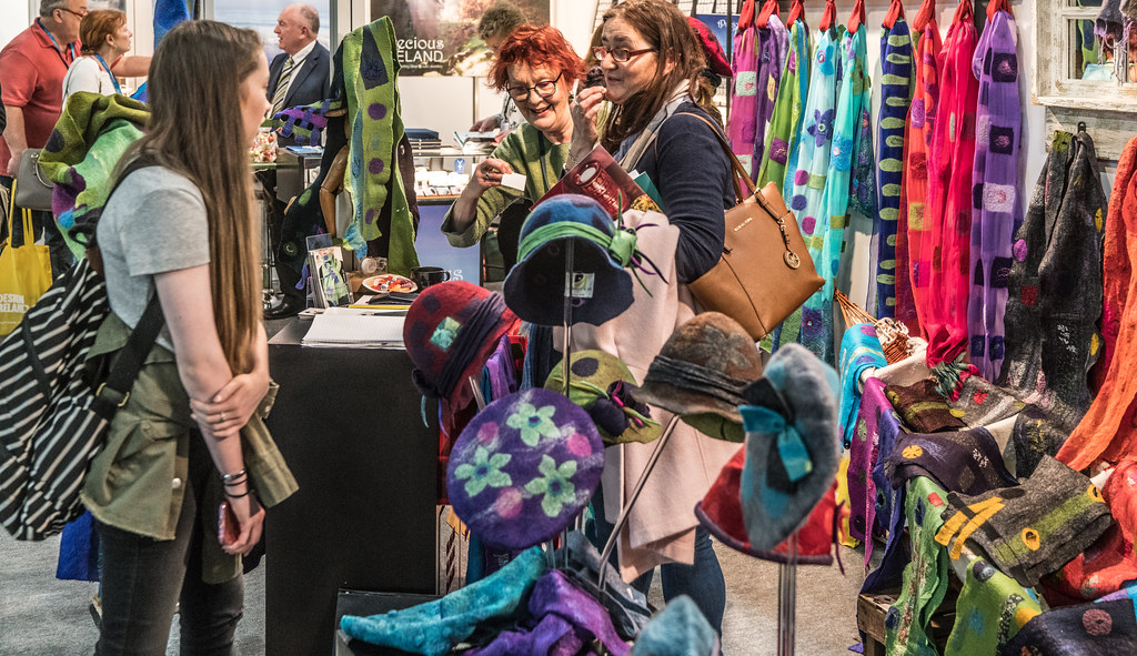 SHOWCASE IRELAND AT THE RDS IN DUBLIN [Sunday Jan. 21 to Wednesday Jan. 24]-135991