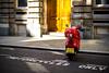 Ciao Italia (London Lights) Tags: londonlights ciaoitalia london lights londres londra scooter red italia street streetscene