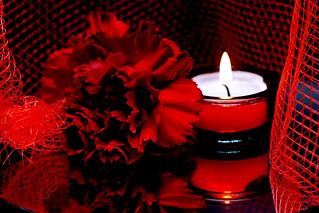Kerzenschein / candlelight