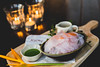 Fresh caught sashimi at at Away Koh Kood Resort in Thailand (nounpusherphoto) Tags: thailand resort beach travel kohkood kohkoot island hotel away canon canon5d4 canon5dmarkiv 5dmarkiv 5d4 vacation getaway holiday kohkut