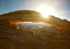 GOPR1889 (The_Little_GSP) Tags: mesaarch moab utah canyonlands nationalpark