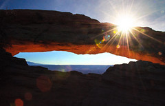 238 Mesa Arch (The_Little_GSP) Tags: moab utah canyonlands nationalpark mesa arch mesaarch