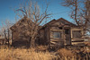 Again & Again (Wayne Stadler Photography) Tags: ghosttown towns goldfield rural hot home abandoned classic disrepair derelict nevda house semiabandoned residence closed usa buildings rustic roadside