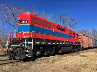 Diesel Locomotive | Columbia & Cowlitz Railroad