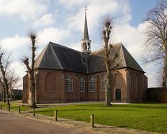 Hedel - Hervormde kerk (Grotevriendelijkereus) Tags: gebouw building architecture architectuur church kerk gelderland netherlands holland gothic gotiek hedel