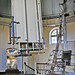 Le télescope de l'Observatoire astronomique historique de Sheshan (Chine)