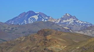 Volcanes San Pedro y Pellado