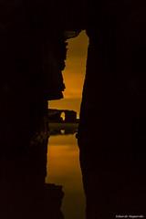 Playa de las Catedrales II (enogueroles) Tags: eduardo nogueroles playa catedrales lugo galicia españa nocturna