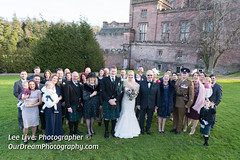 DalhousieCastle-18021664 (Lee Live: Photographer) Tags: bride cake ceremony chapel clarebaker dalhousiecastle grom groupshot kiss leelive ourdreamphotography owls rings rossmcgroarty signingoftheregister wedding wwwourdreamphotographycom