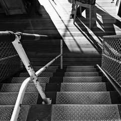 ( All Aboard ! ) (Wandering Dom) Tags: starofindia allaboard stairs steps travel adventure humans people being nothingness earth multiverse architecture geometry roam wandering wooden deck reality dreams port sailing ship
