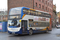 Stagecoach Strathtay 10003 SP12CFV (Will Swain) Tags: dundee 25th november 2017 north east scotland scottish city centre bus buses transport travel uk britain vehicle vehicles county country stagecoach strathtay 13056 sa15vtx