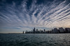 Chicago Skyline Sunset (Joshua Mellin) Tags: chicago sunset lakemichigan clouds interesting wild weather winter globalwarming warming wx science journal available joshuamellin for license image magazine award best lines waves wavy lake michigan skyline cold greatlakes noaa searstower johnhancock willistower trumptower trump donaldtrump donald buildings architecture ultimate city world global travel traveling journalist photographer photography wide angle sonyalpha sony ambassador a77ii unique rare sky cloud cut chopped great greatest framed print art