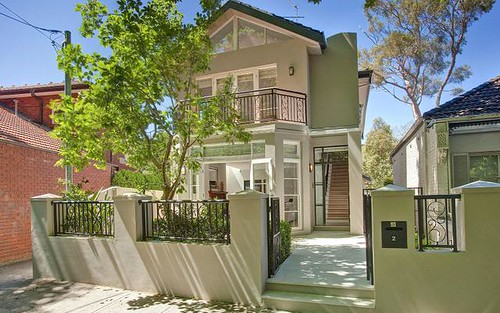 2 Epping Road, Double Bay NSW