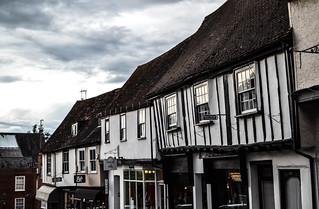 Tudor Architecture - Saint Albans