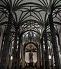 connais le poids d'une palme (4) (canecrabe) Tags: cathédrale nef laspalmasdegrancanaria grancanaria gothiqueflamboyant sainteanne