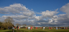 St Ives Town 3, Mullion 3, Cornwall Combination League, March 2018 (darren.luke) Tags: cornwall cornish football landscape nonleague grassroots st ives fc mullion