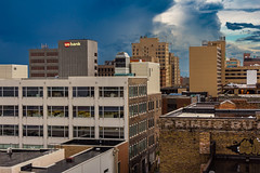 Duluth Cityscape (Eridony (Instagram: eridony_prime)) Tags: duluth saintlouiscounty minnesota downtown cityscape urban