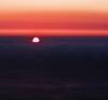 One spark (Robyn Hooz) Tags: sun refraction shape ellipse horizon orizzonte linea dark light buio etna sicily