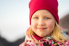 Lina's daughter (giuamato) Tags: 8 vesuvio portrait 100strangers beautiful blonde child