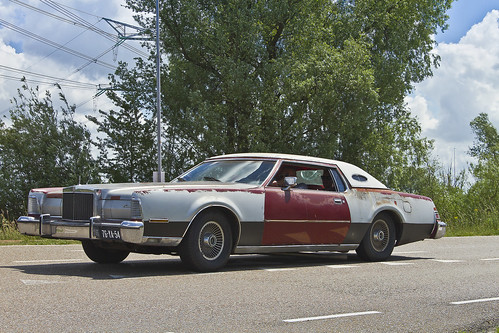 Lincoln Continental Mark IV 1975 (2855)